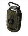 OD Paracord Survival Kit Large